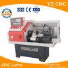 새로운 상태 CNC 소형 금속 선반
