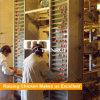 Type cages du modèle avancé par technologie H de Tianrui de poulet de couche de batterie