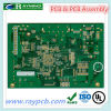 1.2mm Fr4 PWB, Immersion Gold 6layer, Blank PCBA Board