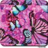 Tsautop 0.5m Width Pink Blue Butterfly Design Dipping Hydrographic Water Transfer Printing Film