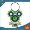 Custom Cartoon PVC Keychain with Smile Face Design (KD0566)