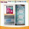 Media alegre 48pieces del pañal del bebé de los bebés de Angola del precio competitivo de la fábrica