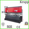 Máquina de dobra da imprensa hidráulica do CNC do sistema de controlo Nc9