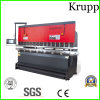 Dobladora de la prensa hidráulica del sistema de control Nc9 CNC