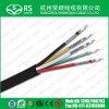 Frankreich-Typ kombiniertes Kabel der Qualitäts-75ohm 5*17vatc