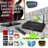 Cadre androïde de Xbmc TV du dual core M6