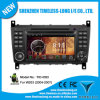 Car androide Autoradio para Mercedes-Benz Clc Class W203 (2008-2010) con la zona Pop 3G/WiFi BT 20 Disc Playing del chipset 3 del GPS A8