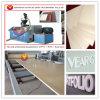 PVC annonçant la chaîne de production de panneau de mousse