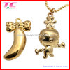3D Gold Metal Pendant voor Necklace (tc-HT076)