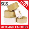 Witte en Bleekgele Gegomde Ponsband (yst-PT-005)