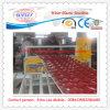 Máquina de fabricación de ladrillo plástica de la azotea