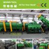 ANIMAL DE ESTIMAÇÃO 1000kg/Hr plástico Waste que recicl o equipamento