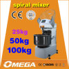 25kg Flour Capacity Spiral Mixer, Bakery Equipments