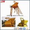 Alta capacidad y uno mismo forzado de la eficacia que carga el mezclador concreto con la elevación (JS 1000)