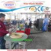 Einzelne Schraubenzieher Belüftung-Rand-Streifenbildungs-Strangpresßling-maschinelle Herstellung-Zeile