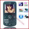 Un telefono cellulare K38 di tre SIM TV