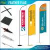 Оптовое знамя летания Backpack Teardrop пера Batfan смычка пляжа оценка (J-NF04F06094)