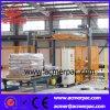 Sistema di trasportatore del pallet, catena di imballaggio del pallet