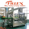 3 in 1 Glass Bottle CSD Filling Equipment