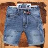 Краткость Jean джинсовой ткани людей конструкции способа вскользь (HDMJ0012)