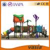 Пластичное скольжение для спортивной площадки детей напольной сделанной в Кита