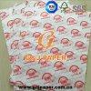 18GSM 24*34cm druckte fettdichtes Verpackungs-Papier mit gutem Preis