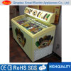 Glass Door Ice Cream Chest Deep Freezer