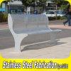 公園のための顧客用屋外の金属の庭のベンチ