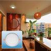LED-Birne/hohe Lumen-Doppelt-Aluminiumfarben-runde Instrumententafel-Leuchte