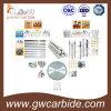 Qualität der Hartmetall-Hilfsmittel mit gutem Preis