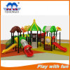 Plastic Outdoor Playground Equipment der Kinder in China