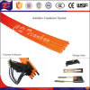 Sicurezza Flexible Power Rails per Crane