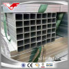 tubo cuadrado 50X50 y rectangular pre galvanizado del acero del invernadero