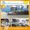 PE PP PVC Ppp Pipes Fitting Injection Molding Plant