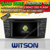 벤즈 E-Class W211 (W2-A6999)를 위한 Witson Android 4.4 System Car DVD