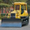 小さいBulldozer 80HP Crawler Bulldozer Yto T80