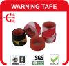 De dubbele Vloer die van pvc van de Kleur Gele/Zwarte Rode/Witte Witte/Groene Band merken
