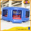 Jeu bleu gonflable de sport de gladiateur (AQ1705-1)
