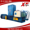 Carton Strims를 위한 Xtpack 125 Tons Fully Automatic Bailing Machine