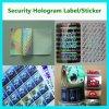 Kundenspezifischer Sicherheits-Hologramm-Kennsatz/Aufkleber; Besetzer-Beweis-Lücken-Kennsatz; Garantie-leere Dichtung