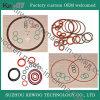 De gevormde Vlakke RubberO-ringen van het Silicone