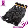 Волосы бразильянина естественной волны Unprocessed 100% черноты 1b# естественной