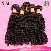 브라질 곱슬머리 자연적인 색깔 Dyeable