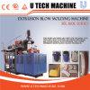 macchina dello stampaggio mediante soffiatura dell'espulsione dell'HDPE della stazione del doppio della bottiglia 5L