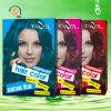 cor provisória do cabelo do uso da casa 7g*2 com azul brilhante