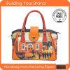 Retro borsa del progettista di marca di nuova stampa 2015