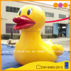Eend van het Spel van het Water van het Spel van het water de Apparatuur Verzegelde Gele Opblaasbare (aq3533-1)