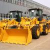 Cargador de la máquina de la construcción del peso de 11 toneladas