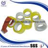 Eilverschiffen-druckempfindliches gelbes freies Verpackungs-Band