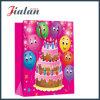El nuevo diseño del cumpleaños del día de fiesta del diseño barato hizo el bolso de papel del chocolate